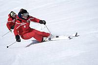 I maestri della Scuola di sci di Pila