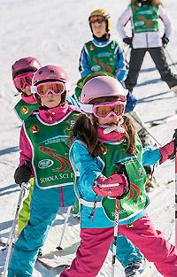 Servizi ai clienti - Scuola di sci di Pila